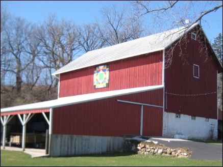 Town of Brooklyn Barn Inventory 2016